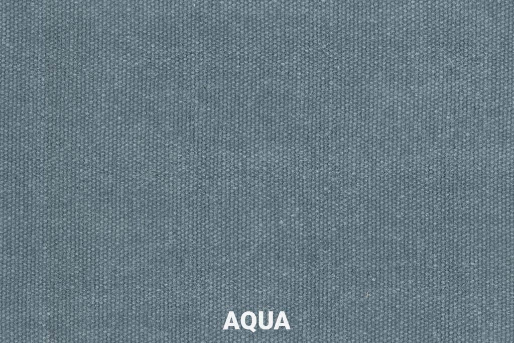 Kleurstaal Jeans stof Aqua