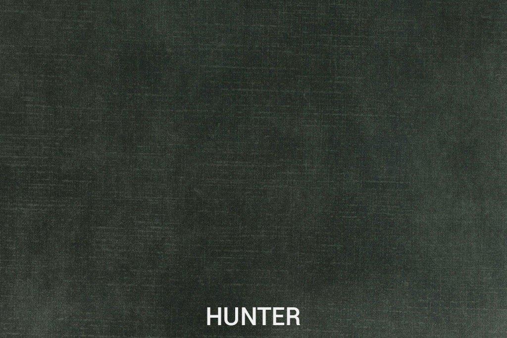 Kleurstaal Velvet stof Hunter