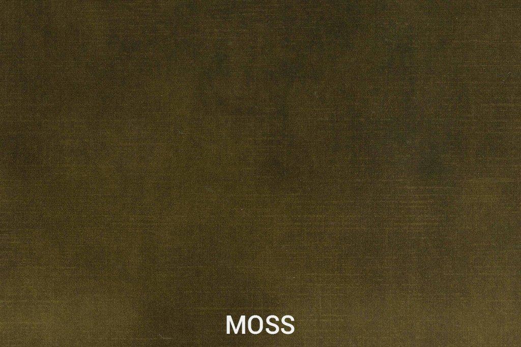 Kleurstaal Velvet stof Moss