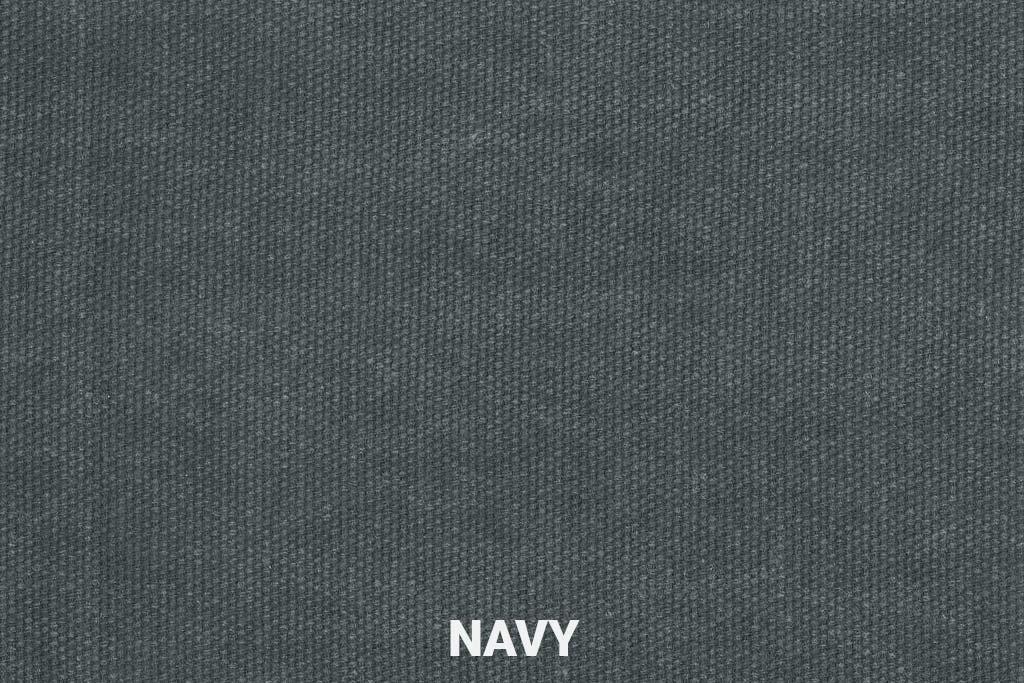 Kleurstaal Jeans stof Navy
