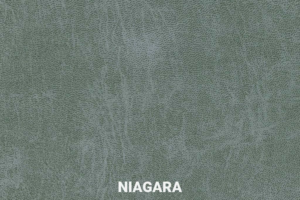 Kleurstaal Eco-leder Bull Niagara
