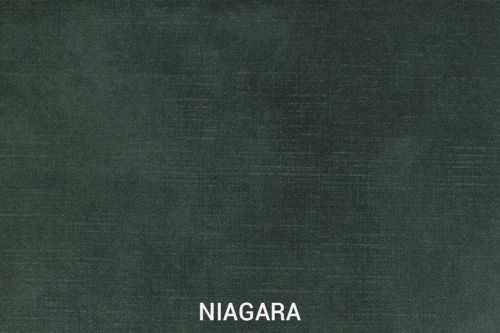 Kleurstaal Velvet stof Niagara