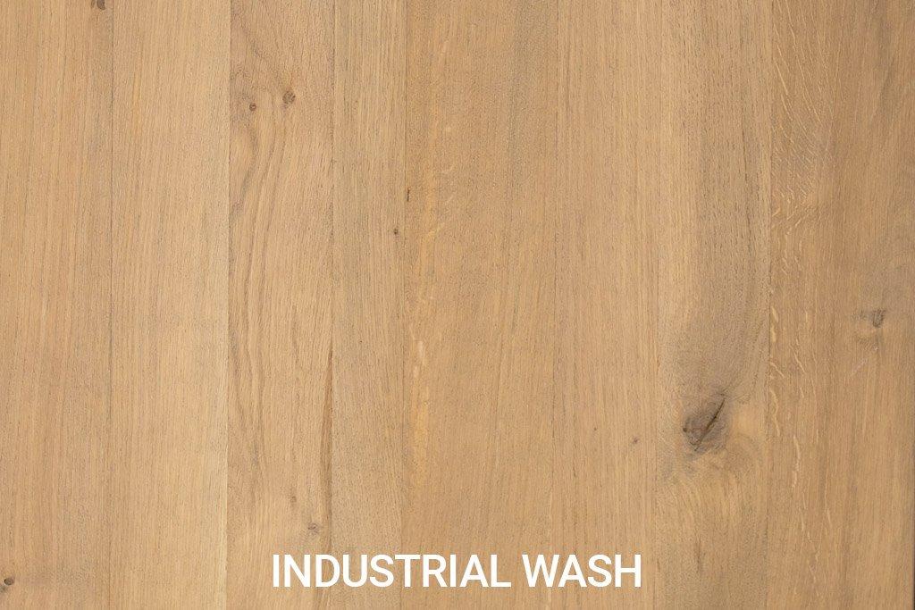 Kleurstaal Robuust eiken Industrial Wash