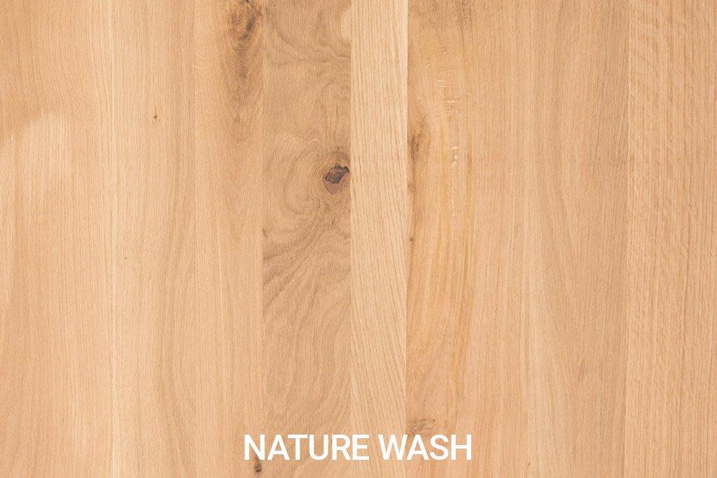 Kleurstaal Robuust eiken Natural Wash