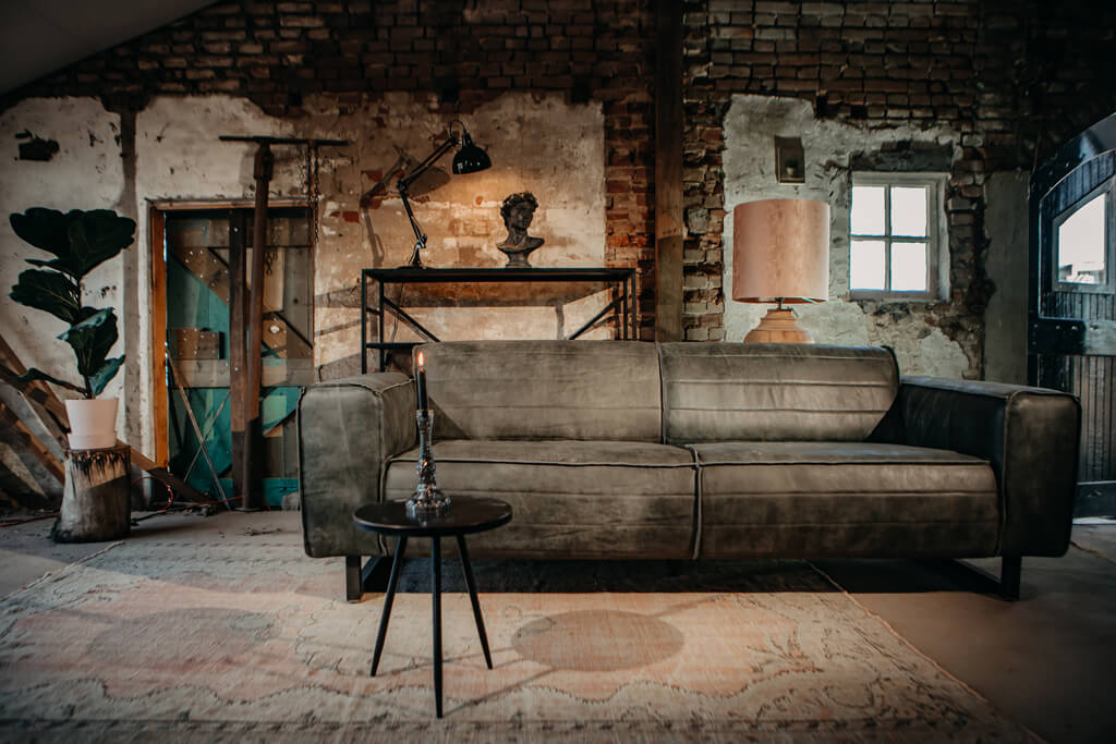 Industrial living styles - Inspiration / lookbook industrial furniture
